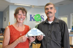 CBAL awards KES for local literacy